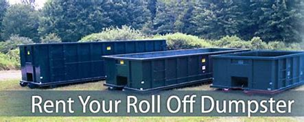 Roll Off Dumpsters Delivered To You